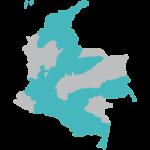 COLCIENCIAS - 32 departamentos (en curso)